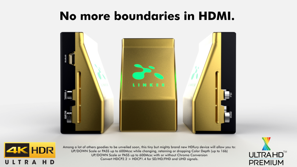 hdfury linkerNo more boundaries in HDMI